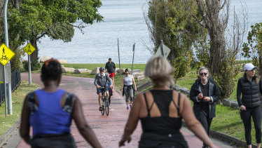 Sydneysiders have rediscovered their parks during the pandemic.