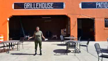 Cynthia Walker has decided not to reopen her Grille House restaurant in downtownAlbany for indoor dining.