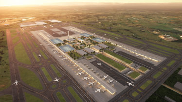 Projects like the Western Sydney Airport are lifting government debt but also providing jobs while increasing the value of public assets.