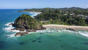 Port Macquarie has seen requests for people to extend their stays, as travel plans to Sydney are disrupted.