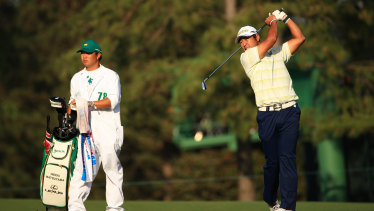 Hideki Matsuyama has won his first major.