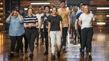 Past contestants and winners get a second chance in season 12 of MasterChef Australia.