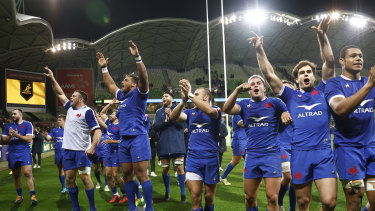France have displayed an admirably old-school quality during the current Test series.