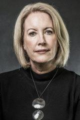 Former sex discrimination commissioner Elizabeth Broderick.