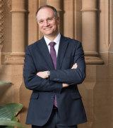 Sydney's Newington College headmaster Michael Parker.