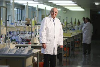 Professor Skerritt has been the public face of the TGA, but hundreds of experts work behind the scenes to ensure Australia's medical devices and products are safe.