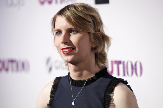 Chelsea Manning has an autobiography out in May.