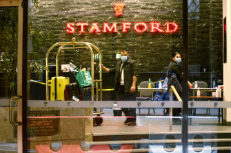 The Stamford is set to reopen this week.
