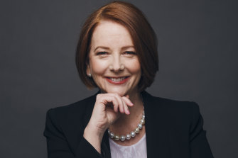Julia Gillard puts forward a clear moral case for women's leadership.
