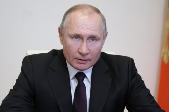 Vladimir Putin already has been in power for more than two decades.