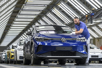 The deal is particularly important for Germany's car industry.