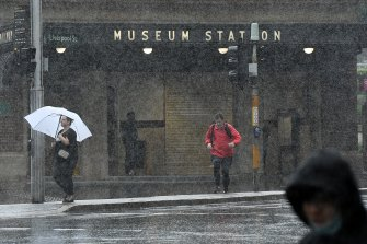 A slow-moving cold front could bring severe thunderstorms to Sydney on Thursday