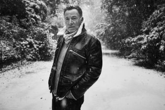 Bruce Springsteen's new album with the E Street Band, Letter to You, will be released next week.