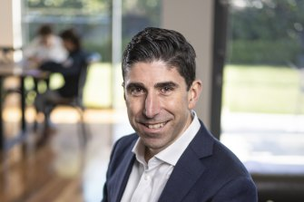 IOOF's chief executive Renato Mota says he does not see a digital-only future for financial advice.