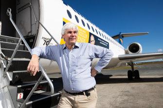 Scott McMillan Alliance Airlines.