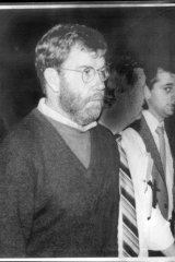 John Charles Dickson Jenkins at time of his arrest in 1984.