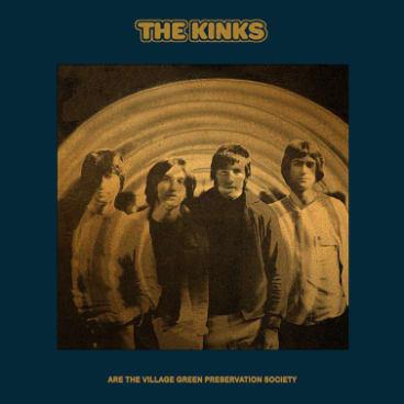 The Kinks' classic album.