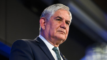 Minister for Indigenous Australians Ken Wyatt on Wednesday.