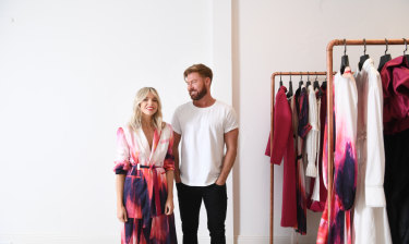 Adrian Norris and Edwina Forest are set to open this year's Mercedes-Benz Fashion Week Australia next week.