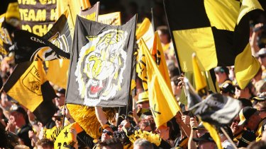 The Tiger Army will be out in force for round one, but their famous theme song could sound a little different.