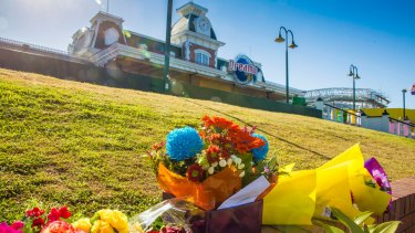Four people died when Dreamworld's Thunder River Rapids ride malfunctioned last year.