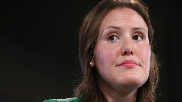 Minister for Women Kelly O'Dwyer.