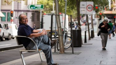 Sydney's street furniture is due to get a facelift.