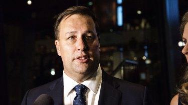 The Liberal member for Mackellar, Jason Falinski