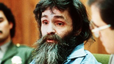 Cult leader Charles Manson pictured in May  2007 when he was denied parole for the 11th time since 1978.