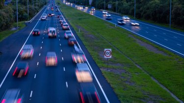Drivers will be forced to lower speeds by 10 kilometres on the M1.