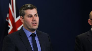 """Police Minister Mark Ryan:  """"Queensland is again leading the way."""""""