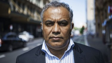 Hitender Kumar used to work for $12 per hour for the Indian Consulate