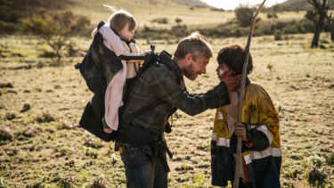 Martin Freeman stars in the Australian zombie apocalypse thriller <i>Cargo</i>, due for local cinemas and Netflix globally.