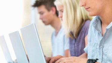 Online learning is booming.