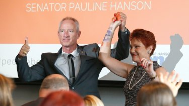 One Nation's Queensland leader Steve Dickson outlines the issues a party would need to support to win One Nation support for government.