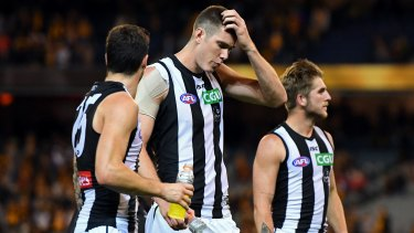FOUR POINTS: Different day, same old Magpies