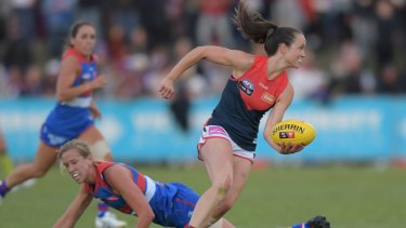AFLW star Daisy Pearce was disappointed with the league's early season memo.