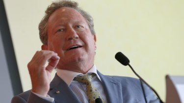 Andrew Forrest has been trying to kick Onslow Resources off his station.