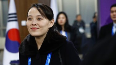 Kim Yo-jong was the perfect choice to lead the North's delegation.