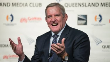 Queensland Energy Resources Council chief Ian Macfarlane argues for better recognition for Queensland mining sector.