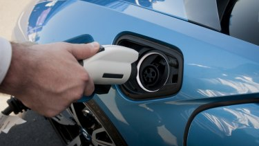"""A network of """"fast"""" electric car chargers is now in place from Cairns to Coolangatta."""