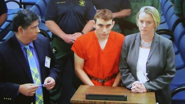 Shooting suspect Nikolas Cruz appeared in court and was somewhat remorseful, his court-appointed lawyer said.