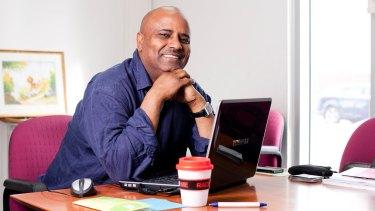 Head of iEmpower Abeselom Nega.