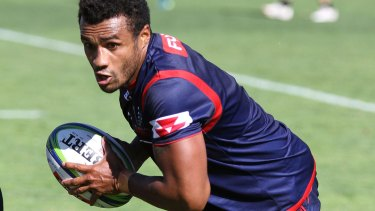 New lease on life: Will Genia is enjoying Melbourne.