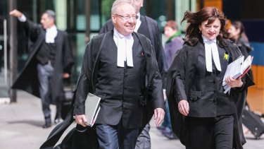 Neil Young QC and Wendy Harris QC