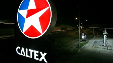 Caltex has ditched its entire franchising operation.