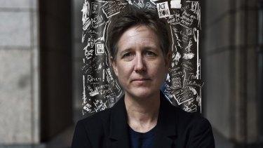 Sally McManus, secretary of the ACTU.