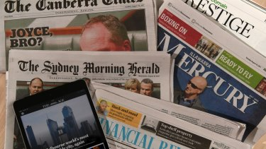 Media subscriptions could be made universally tax-deductible under the proposal.