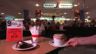 A downturn at Michel's Patisserie is partly to blame for Retail Food Group's profit warning.
