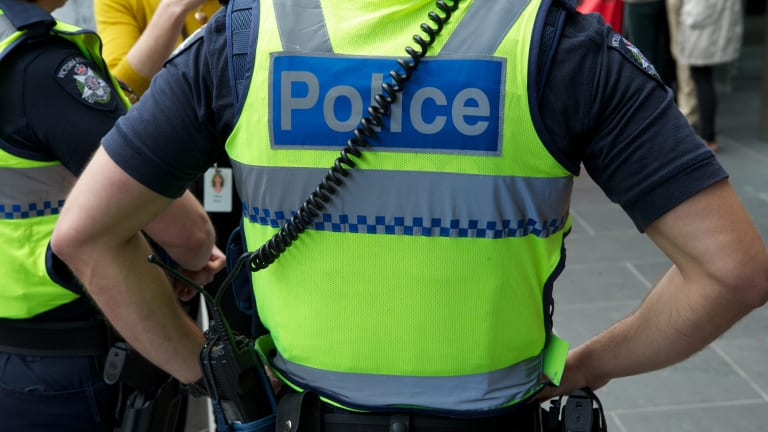 A teen has been charged over a Boxing Day assault on a police officer.